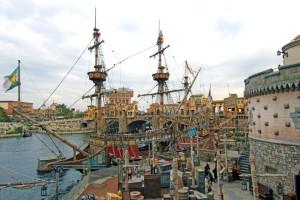 ガレオン船「ルネサンス号」