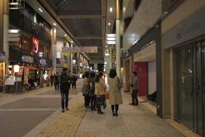 ストリートミュージシャン演奏シーン②押川☆義一君♪