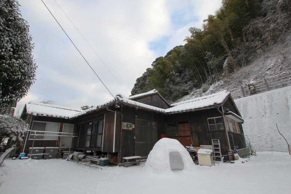 初雪 2016 其の弐