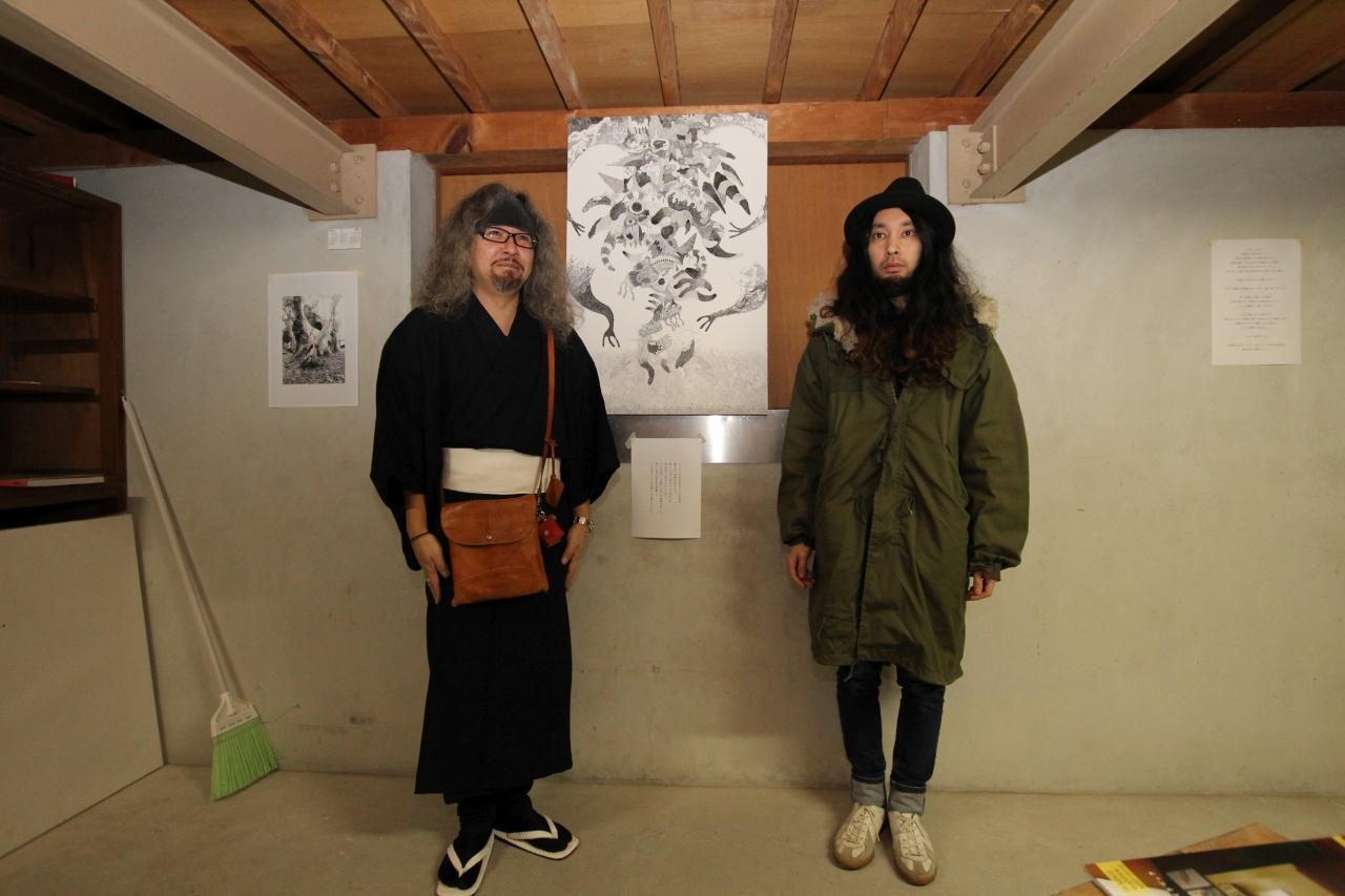 永石浩幸氏と彼の作品
