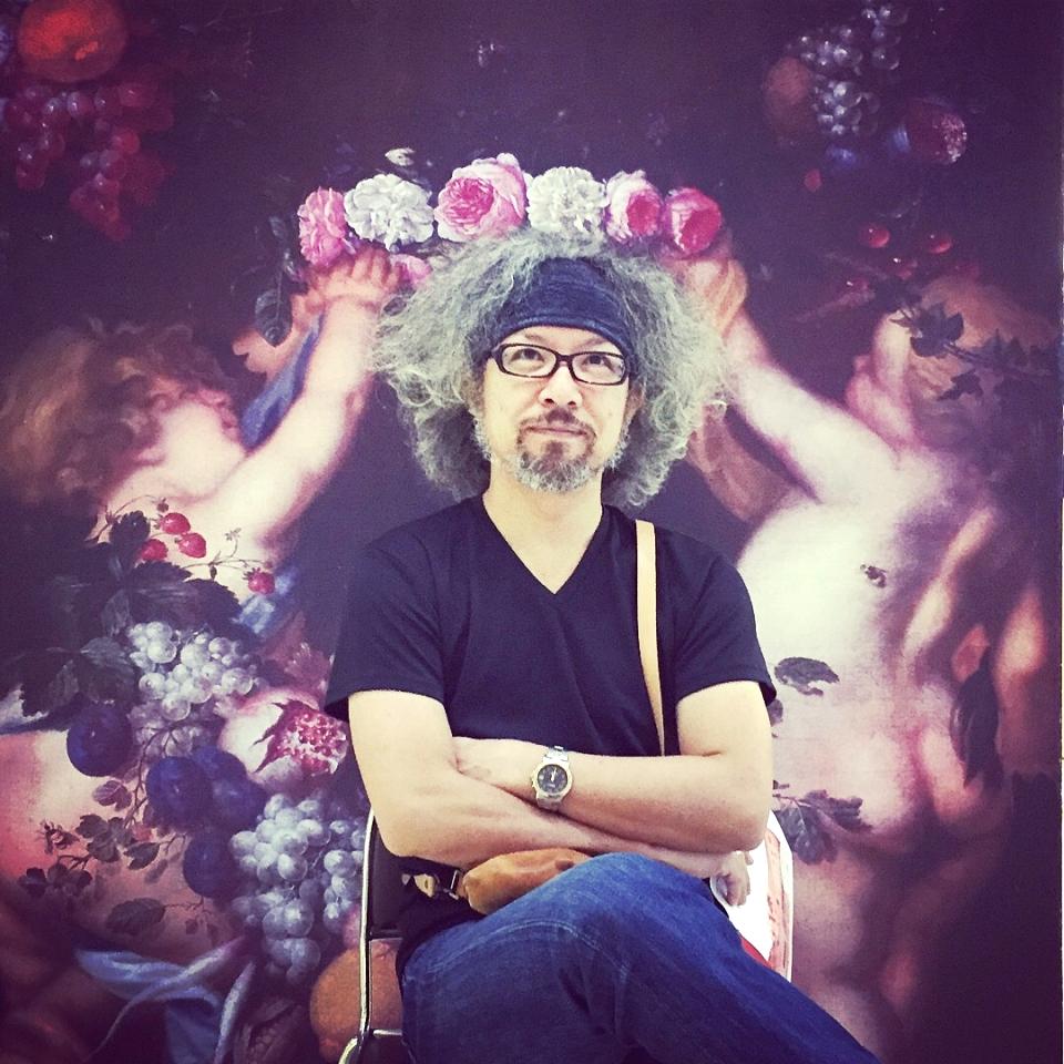 ヤン・ダヴィス・デ・ヘーム作『花と果実とプットー』と俺