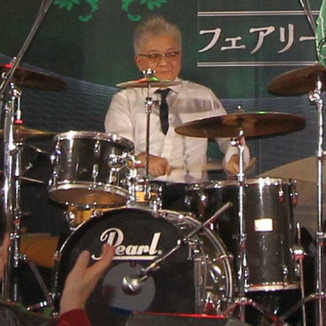 Hiroshi Goto on Drums