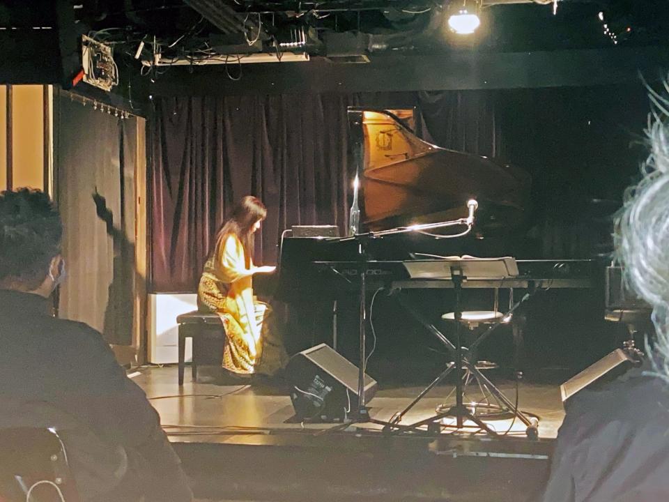癒しのピアノ演奏家 柴藤ひろ子 さん